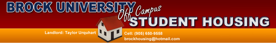 Brock University Off Campus Student Housing